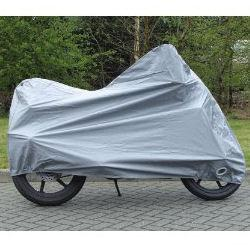 Waterproof and Lined Motorcycle Cover