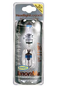 Ring Xenon Max +100% xenon headlamp bulbs